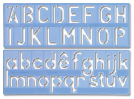 plastic letter stencils letter stencils helix cregal and craft supplies 16225