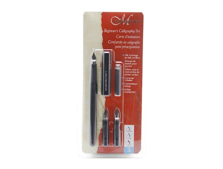 Manuscript Calligraphy Beginner 39 S Set Left Hand Cregal