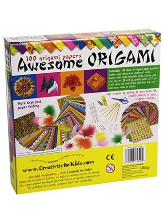 Creativity For Kids Awesome Origami Cregal Art Art And Craft
