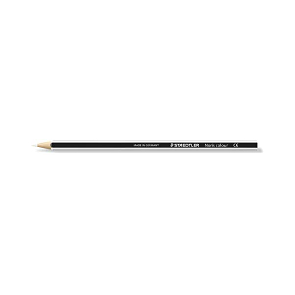 Staedtler White Colouring Pencil 12's